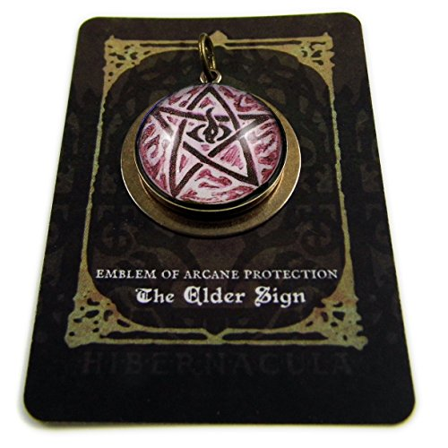 Amazon the elder sign jewelry aloadofball Choice Image