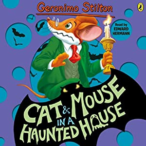 Cat and Mouse in a Haunted House Audiobook