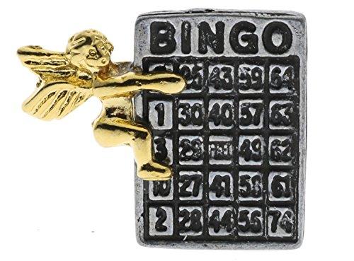 - Sujak Military Items Bingo Angel Hat Lapel Pin Bingbingo