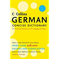 Collins German Concise Dictionary