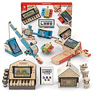 Nintendo Labo Toy-Con 01: Variety Kit - Switch (World Edition)
