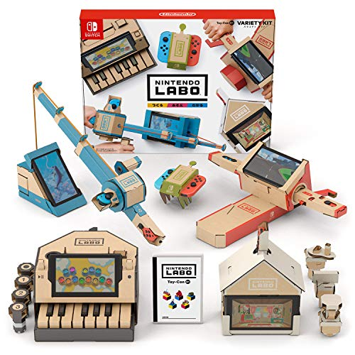 Nintendo Labo Toy-Con 01: Variety Kit - Switch Japanese Ver. (Japanese Style Houses For Sale In America)