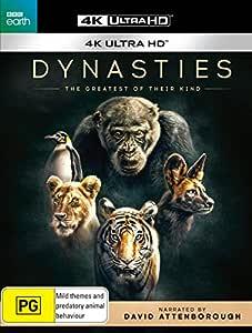 Dynasties (4K Ultra HD + Blu-ray)