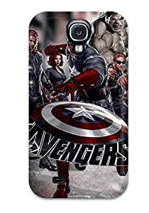 New Arrival The Avengers 99 RXOAuwg5572CjKvv Case Cover/ S4 Galaxy Case