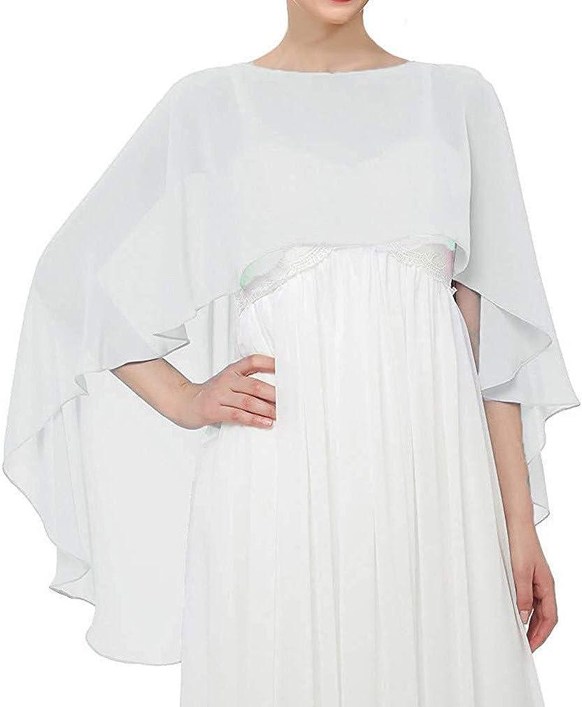 Wedding Capes Women Soft...