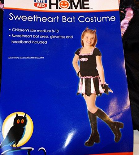 sweetheart-bat-costume-dress-child-10-12-nip
