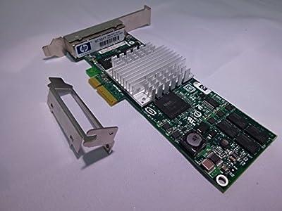 HP NC364T PCIe 4Pt Gigabit Server Adptr by Hewlett Packard