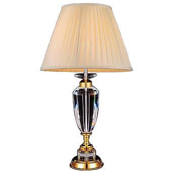 Lámpara de cristal,Creativo Decoración Lámpara de sobremesa ...