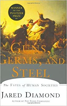 image for Guns, Germs, and Steel: The Fates of Human Societies by Jared Diamond (1997-01-01)