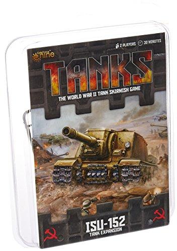 Tanks  Soviet Isu 122   Isu152 Board Game