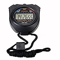 Hilai Professional Digital Handheld LCD Chronograph Timer Sport Stoppuhr
