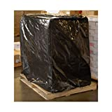 Elkay Plastics Elkay Plastics Low Density Polyethylene Gusseted Bag/Pallet Cover, 3.0 Ml, Case of 50