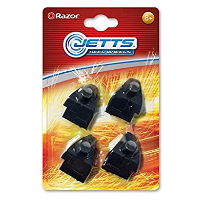 Razor Jetts Spark Replacement - 4 Pack : Sports & Outdoors
