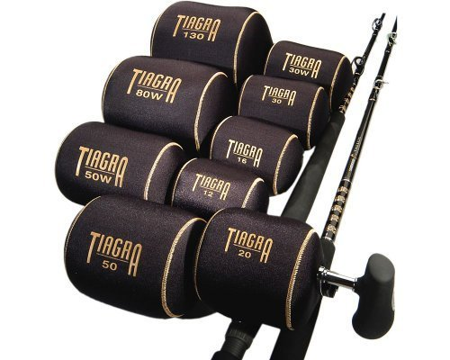 Shimano Tiagra 20 Reel Cover - Black by Shimano