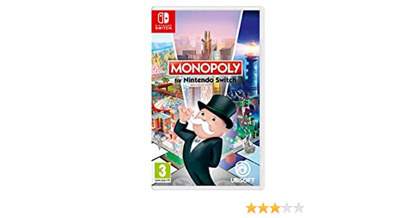 Monopoly : SWITCH , ML: Amazon.es: Belleza