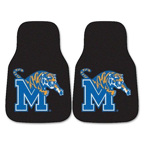 (FANMATS NCAA University of Memphis Tigers Nylon Face Carpet Car Mat)