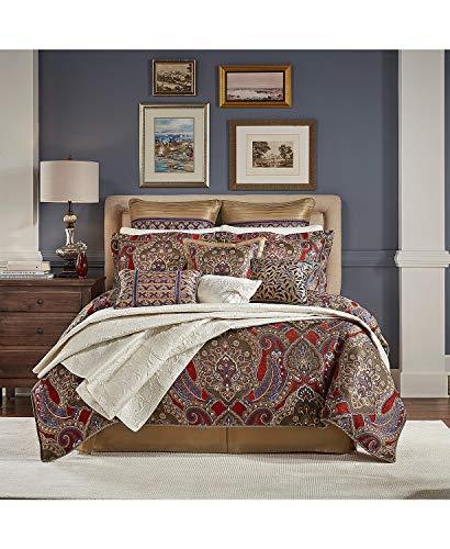 Croscill Margaux 4 Piece Queen Comforter Set  Multicolor