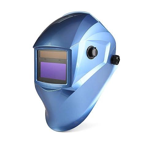 LAIABOR Casco De Soldadura Oscurecimiento Automático para Máscara De Soldador De Soldadura por Arco Olar-