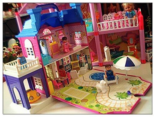Casa della bambole di kidkraft groupon