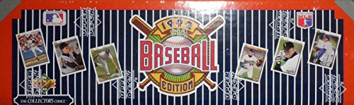 1992 Upper Deck MLB Baseball Hobby Version Factory Sealed Set