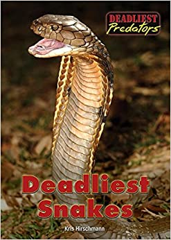 Book Deadliest Snakes (Deadliest Predators)