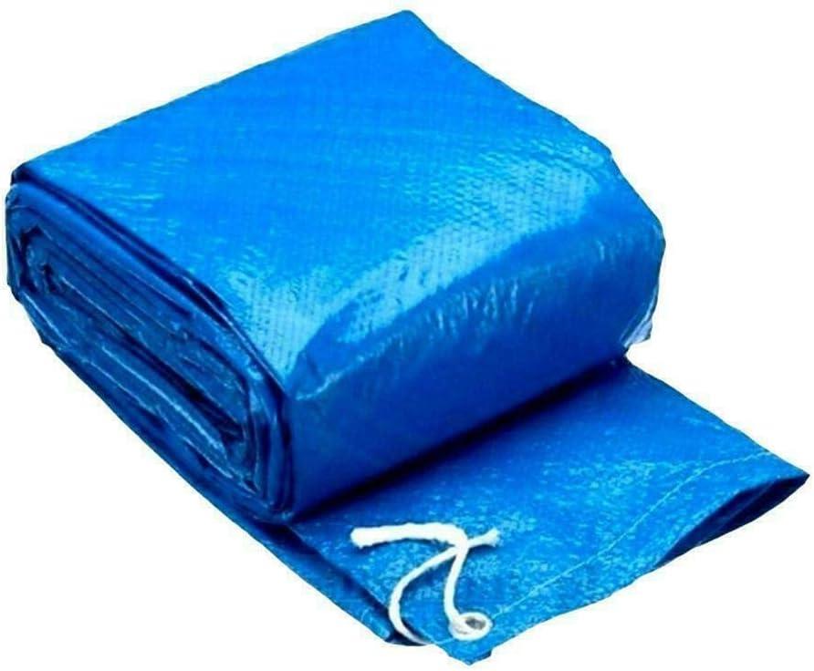 Luifel dekzeil Zwembad Cover Cloth Waterdichte Stof Opvouwbaar UV-bestendig Tarpaulin Tent 290cmx210cm
