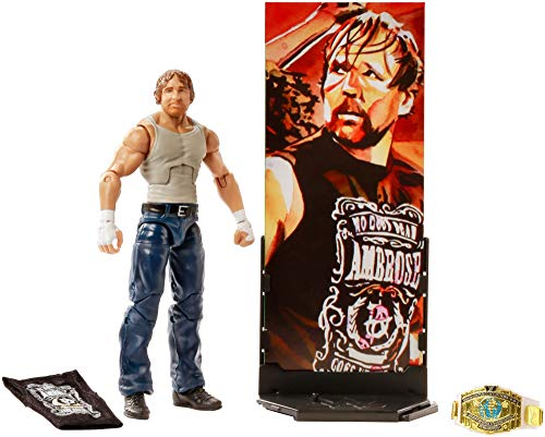 wwe action figure dean - 9
