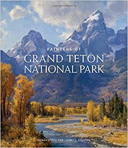 Book Painters of Grand Teton National Park