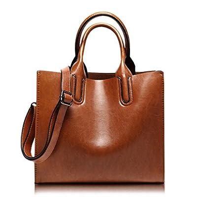 COCIFER Women Top Handle Satchel Handbags Shoulder Bag Top Purse Messenger Tote Bag