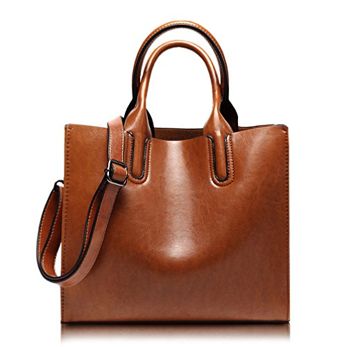 COCIFER Women Top Handle Satchel Handbags Shoulder Bag Top Purse Messenger Tote Bag