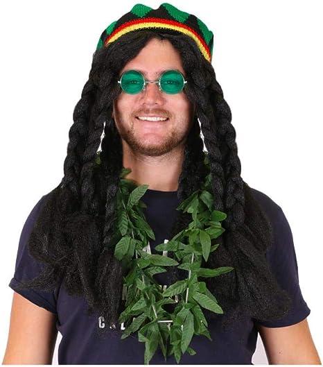 I LOVE FANCY DRESS LTD Disfraz DE Rastafari para Adulto Unisexo ...