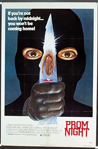 Prom Night (1980) Original Movie Poster at Amazon's Entertainment  Collectibles Store
