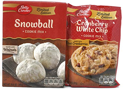 snowball cookie mix - 2