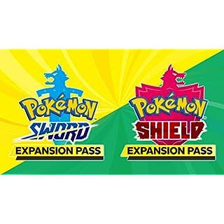 Pokémon Sword Expansion Pass or Pokémon Shield Expansion Pass (Retail Version) - [Switch Digital Code]
