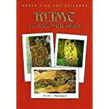 Klimt: 16 Art Stickers (Dover Art Stickers)