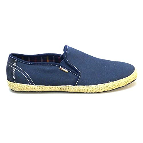Tommy Hilfiger Zapatos Hombre Alpargatas Espadrilles Eaton1a Azul: Amazon.es: Zapatos y complementos