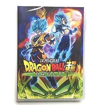 Broly Super Vision La Dvd Selecta Pelicula Dragon Ball TJlFK1c3