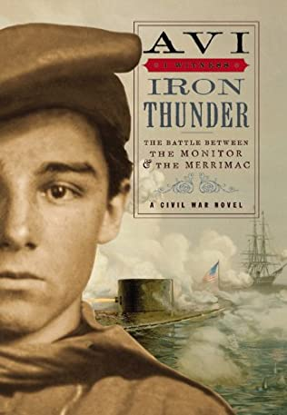 book cover of Iron Thunder