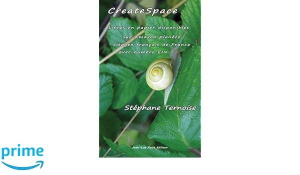 Amazon Com Createspace Livres En Papier Disponibles Sur