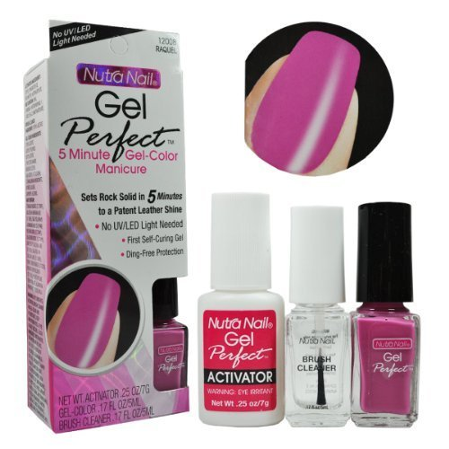 Nutra Nail 12008 Raquel Perfect Color By Cca Industries Inc