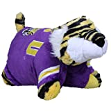 Fabrique Innovations NCAA Pillow Pet, LSU Tigers