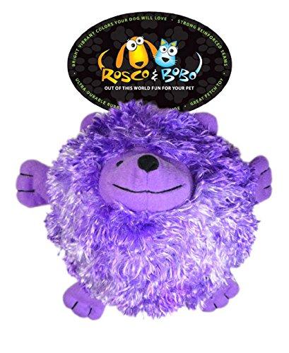 Rosco & Bobo Hedgehog Dog Toy