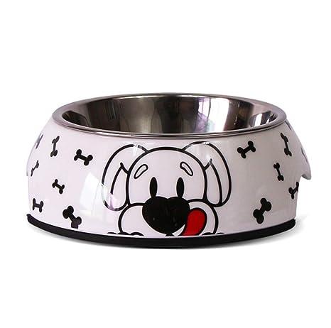 Ranvi ciotola per cibo per animali cane cartone animato da