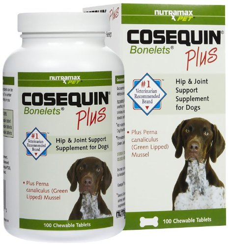 Cosequin Bonelets Plus, My Pet Supplies