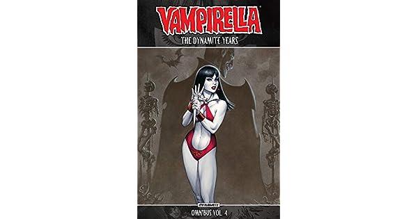 Amazon.com: Vampirella: The Dynamite Years Omnibus Vol. 4 ...