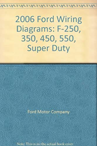 2006 ford wiring diagrams f 250, 350, 450, 550, super duty ford 2006 f250 tail light wiring diagram 2006 f250 wiring diagram #7