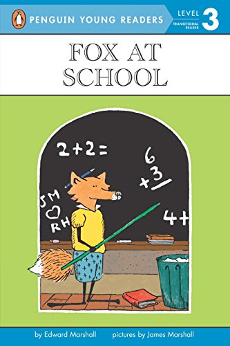 Fox at School (Penguin Young Readers, Level - Fox His