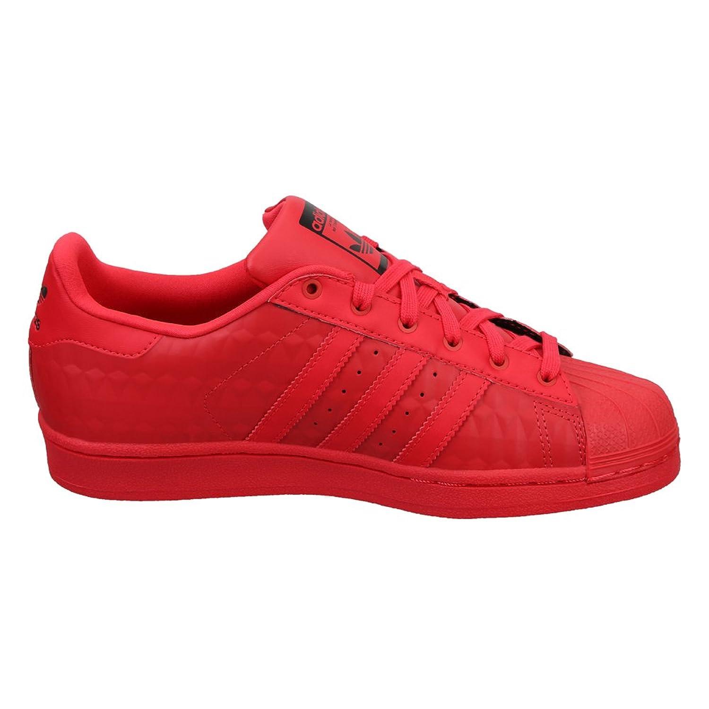 Zapatillas adidas superstar triple Rojo J s76353