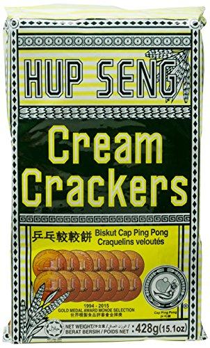 - Cream Crackers