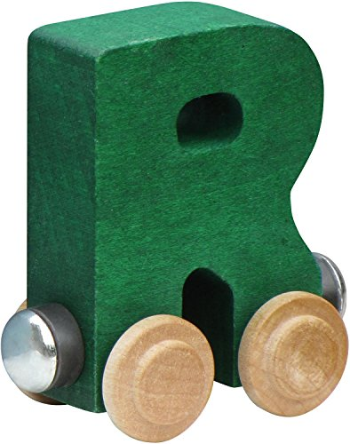 ish Letter Cars - R (Colors May vary) (Name Train Car)
